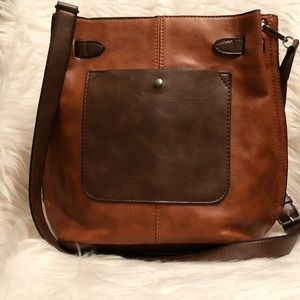 Chestnut/Brown Tassel Handbag